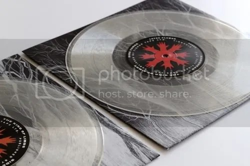 radiohead King of Limbs Newspaper Limited Edition 6