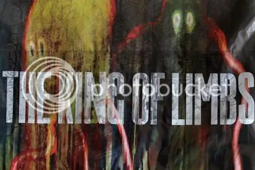 radiohead King of Limbs Newspaper Limited Edition 7