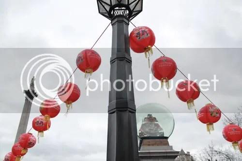 London Chinese New Year 1