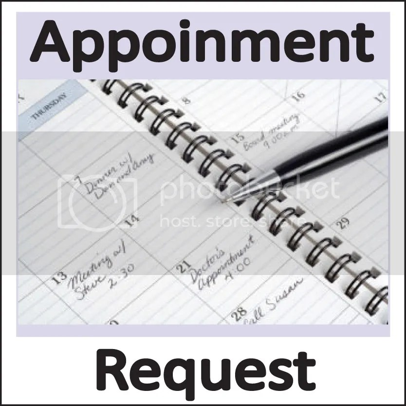Appointment Request at LaSalle Dental Centre