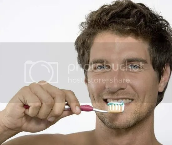 caring for his oral and overall health