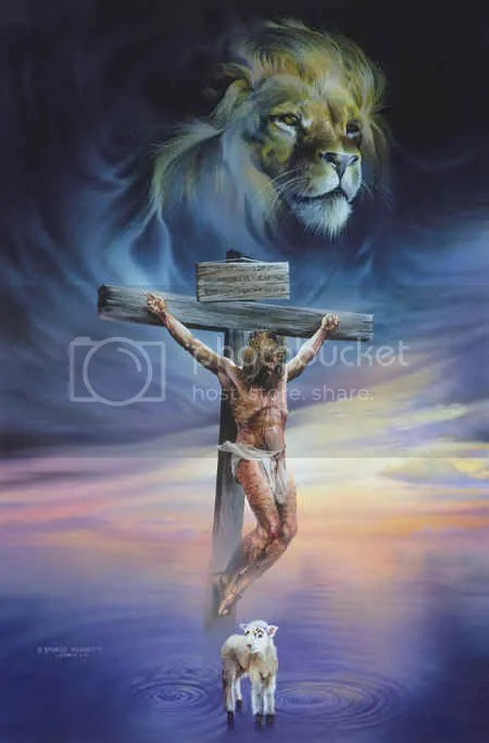 The Lamb of God, Who takes away the sin of the world