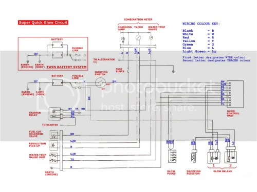 small resolution of mitsubishi l200 4d56 wiring diagram the mitsubishi pajero owners club view topic