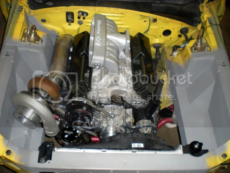 Sn95 351w Turbo Kit Ford Mustang Forums - EpicGaming