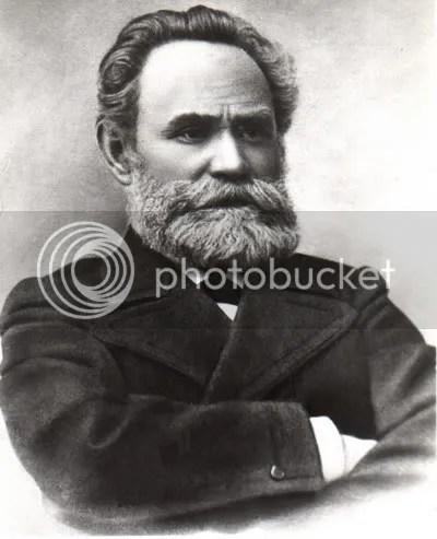 អ៊ីវ៉ាន់ ប៉េត្រូវិច ប៉ាវឡូវ (Ivan Petrovich Pavlov, 1859-1936)
