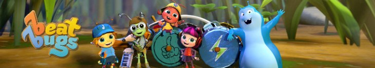 Beat.Bugs.S01E01E02.Help.and.Lucy.In.The.Sky.With.Diamonds.720p.NF.WEBRip.DD5.1.x264-NTb  - x264 / 720p / Webrip