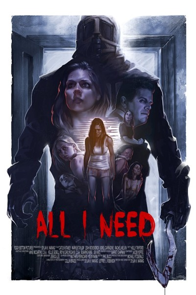 All I Need 2016 HDRip XviD AC3-EVO