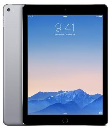 Планшет Apple iPad Air 2 Wi-fi + Cellular 16Gb (Space Gray)