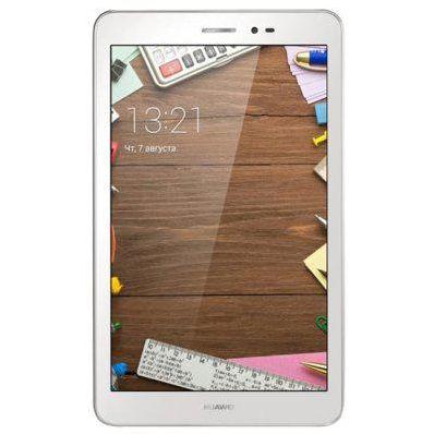 Планшетный ПК Huawei MediaPad T1 8.0 LTE серебристый (T1-821L)
