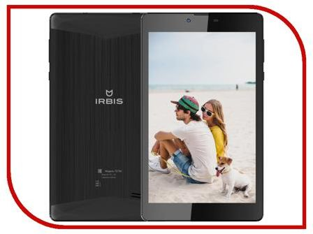 Планшет Irbis TZ730 (Spreadtrum SC7730 1.3 GHz/512Mb/8Gb/Wi-Fi/3G/Bluetooth/GPS/Cam/7.0/1280x800/Android)
