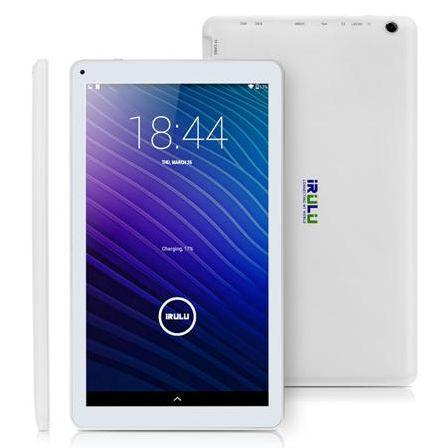 Планшетный ПК IRULU 1 Pro 10,1' Allwinner 4.4 KitKat Octa 1G /16GB HDMI 1024 * 600 2015