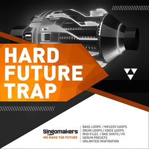 Singomakers Hard Future Trap MULTiFORMAT