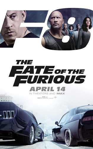 The Fate Of The Furious 2017 HDCAM XviD AC3-CM8