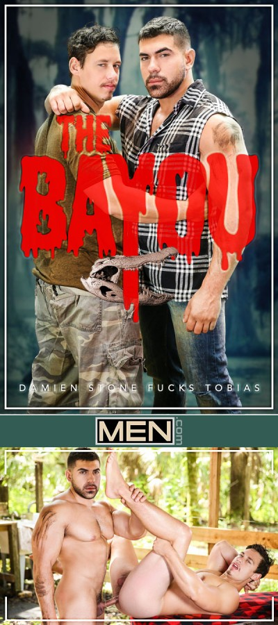 MEN – Damien Stone & Tobias – The Bayou Part 2