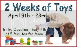 Two Weeks of Toys - Giveaway Event