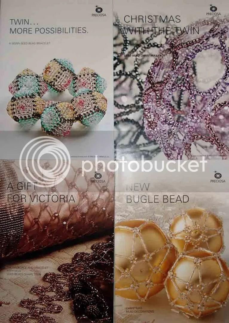 preciosa twin beads promotion czech bead weaving crystal bead embroidery beadwork