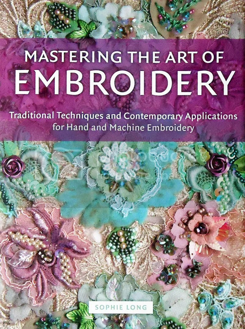 mastering the art of embroidery sophie long uk contemporary beadwork beading the lone beader