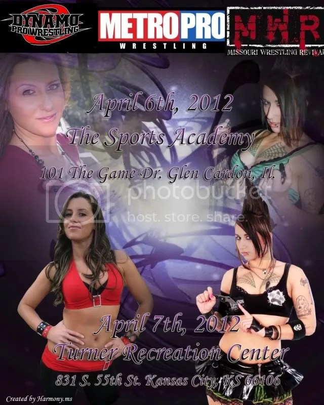 The Sexiest Female of 2012 is…………………   « Missouri Wrestling