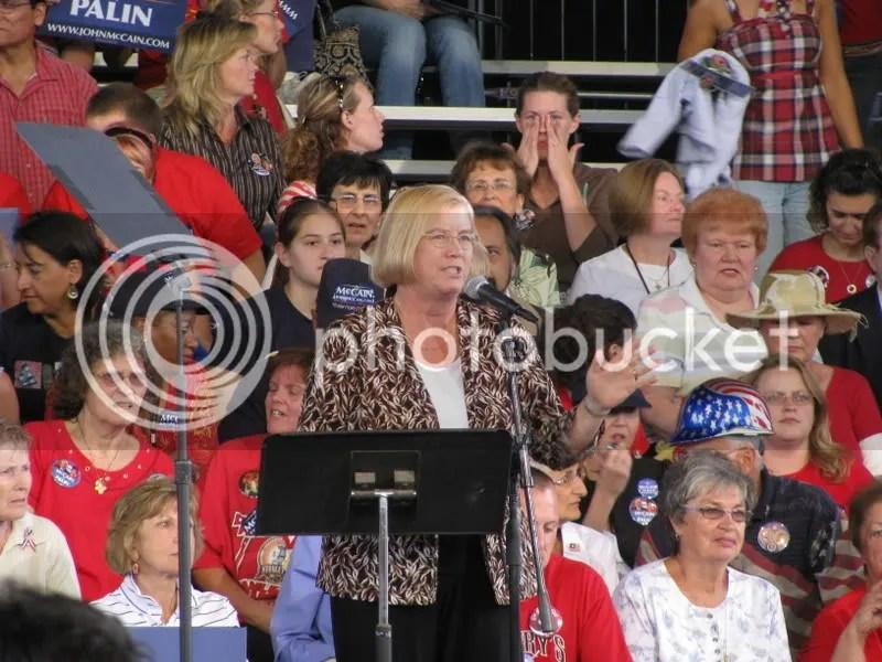 Representative Candice Miller