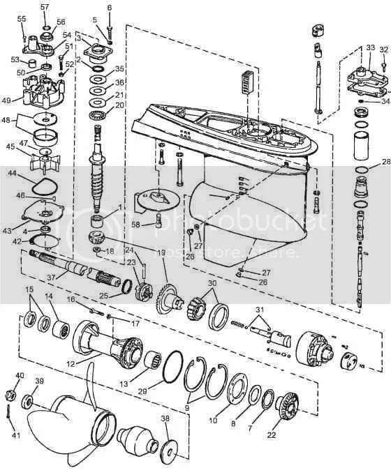 1976 Boat Wiring Diagram