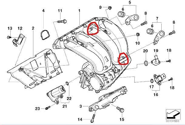 [ BMW E46 316i N42 an 2001 ] Voyant allumé perte puissance