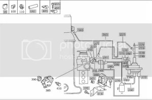 190D Vacum diagram  MercedesBenz Forum
