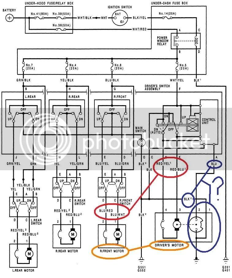 95 Honda Accord Sd Sensor Wire Diagram, 95, Free Engine