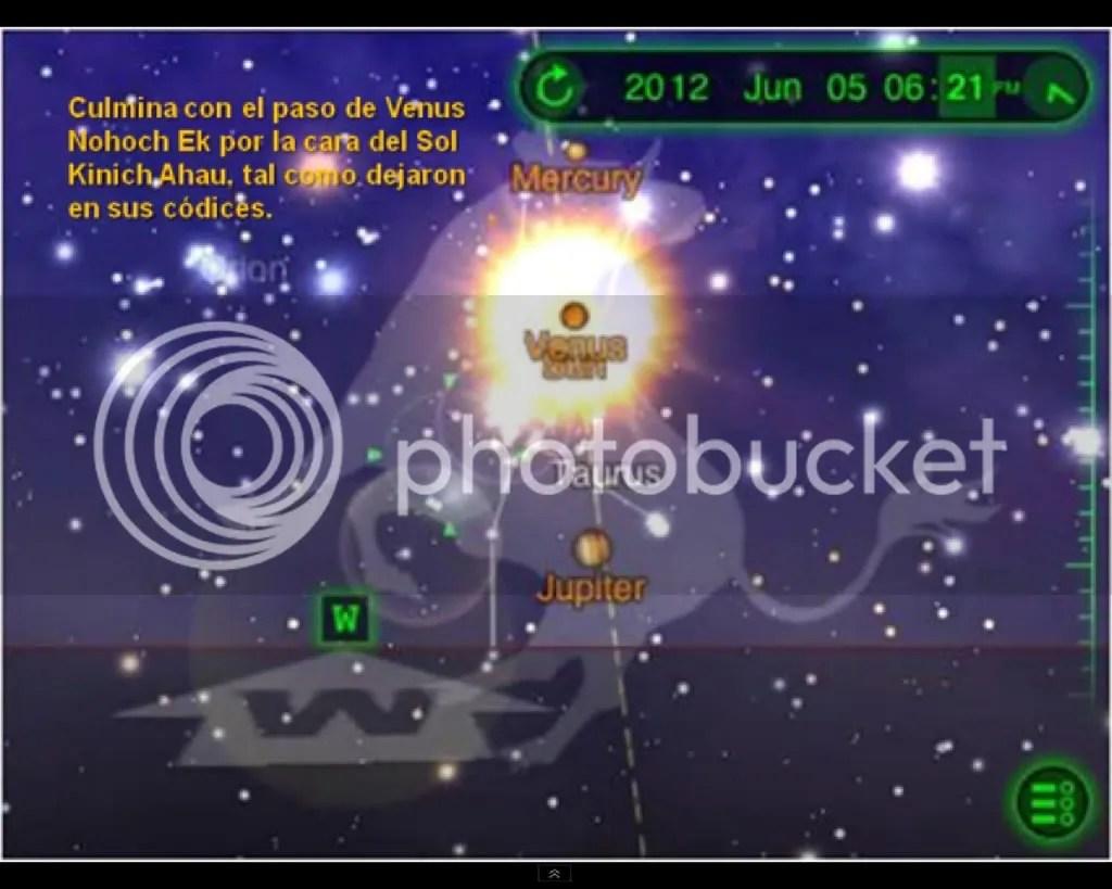 Venus Pleyades