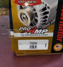 95 amp ir alternator direct replacement this is available from tucson  [ 768 x 1024 Pixel ]