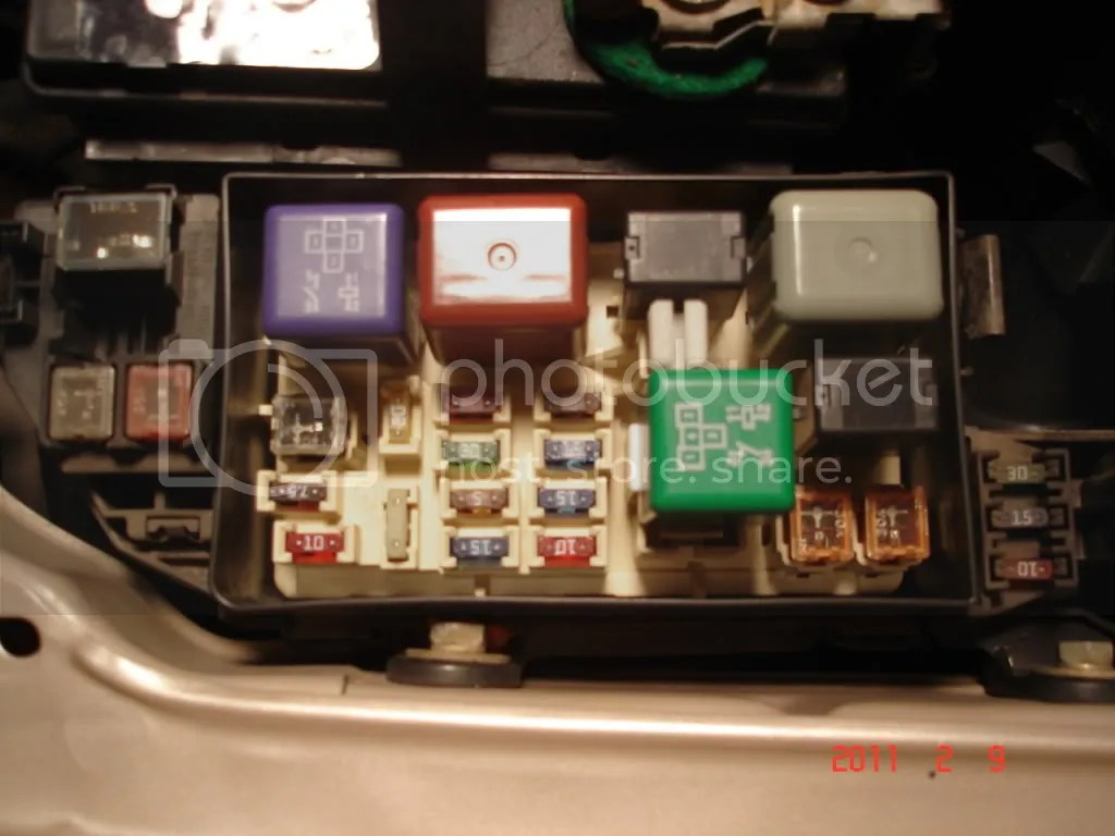 hight resolution of 93 camry fuse box electrical wiring diagram