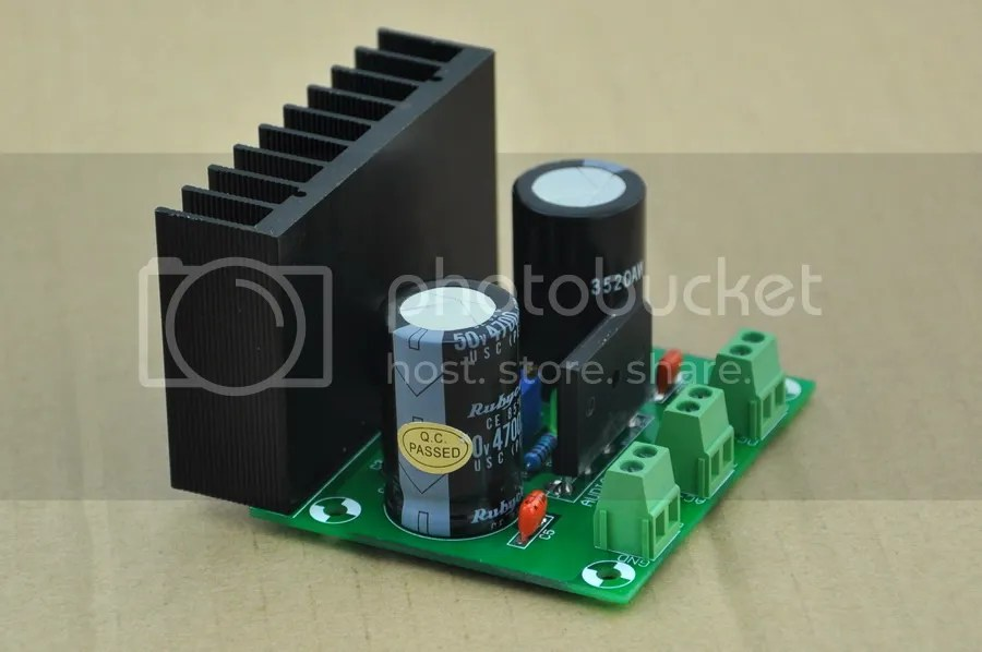 Details About 5 Amps Voltage Regulator Module Output 1532v Lm338t