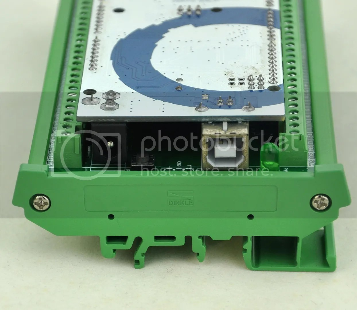 dsc 1550 wiring diagram electrical outlet switch din rail mount screw terminal block adapter module for
