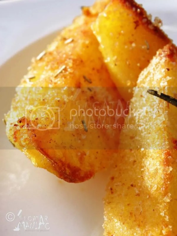 cartofi cu rozmarin,rozmarin,cartofi la cuptor