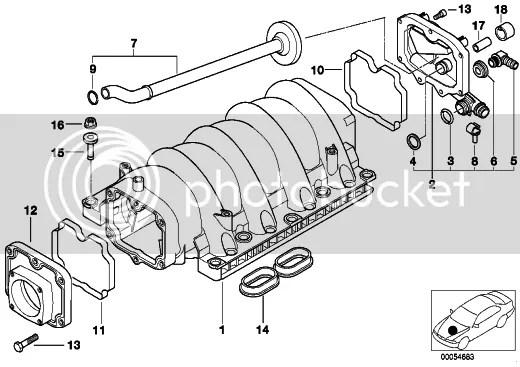PVC valve on a 540