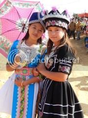 hmong year celebrations. phonsavan