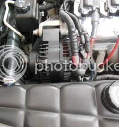 wire size corvetteforum chevrolet corvette forum discussion delco alternator wiring ls7 alternator wiring [ 1024 x 768 Pixel ]