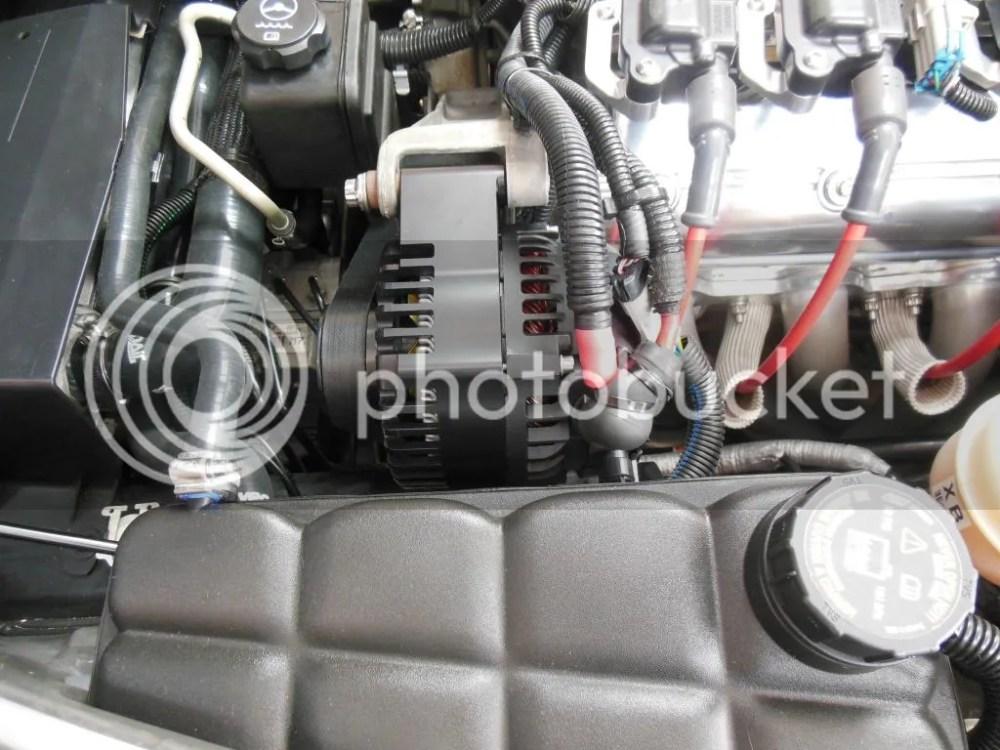 medium resolution of wire size corvetteforum chevrolet corvette forum discussion delco alternator wiring ls7 alternator wiring