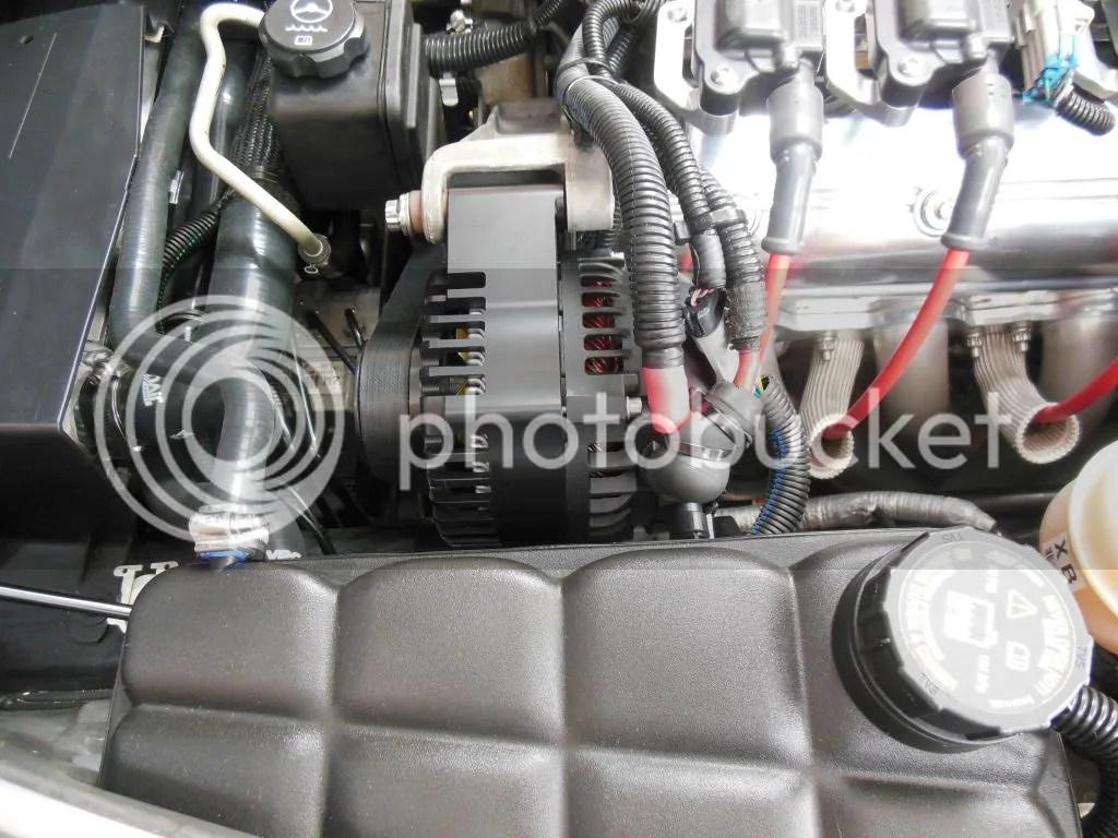hight resolution of wire size corvetteforum chevrolet corvette forum discussion delco alternator wiring ls7 alternator wiring