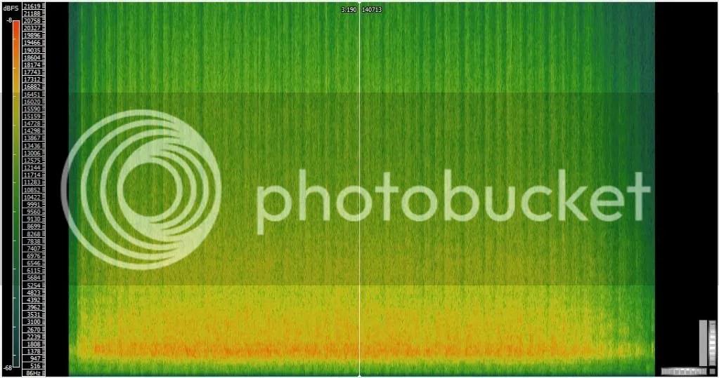 Bean Belt spectrogram