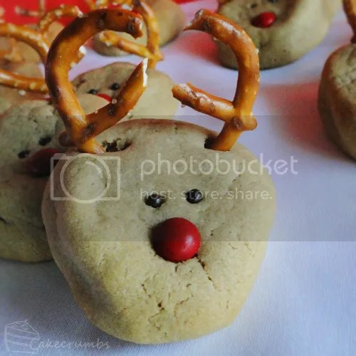 12 Days Of Christmas 11 Rudolph Cookies Cakecrumbs