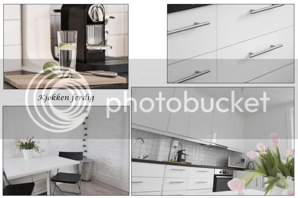 Kjøkken før og etter – nr14 interiørhjelp