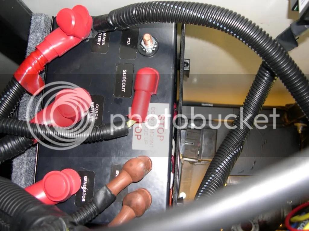 6v rv battery wiring diagram 1956 ford thunderbird rv.net open roads forum: tech issues: fleetwood make class a