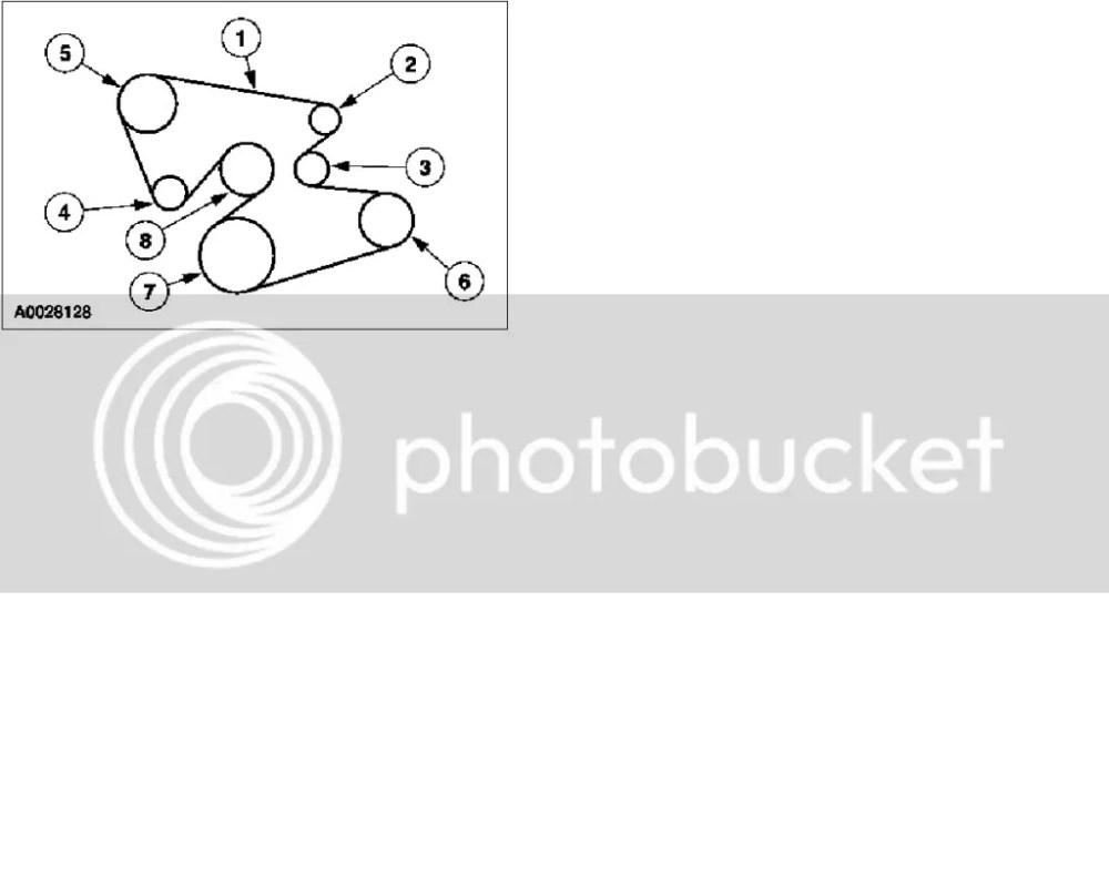 medium resolution of 2002 windstar serpintine belt diagram ford forums mustang forum rh fordforums com black 2006 lincoln zephyr 2006 lincoln zephyr serpentine belt diagram