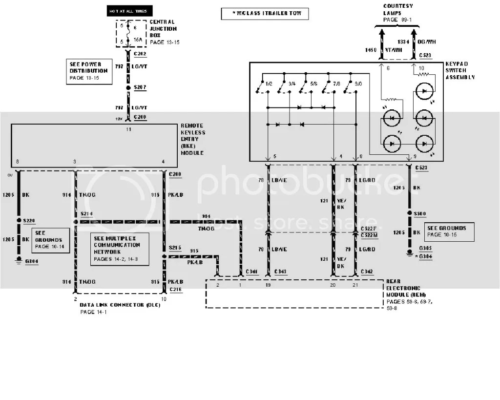 2001 ford windstar radio wiring diagram stratocaster hss electrical stuff page 8 forums