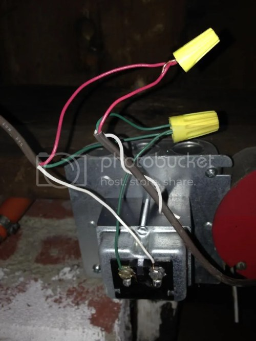 small resolution of here the green wire connects to both a green lead headed to the boiler and a green headed to zone 1 the white wire runs towards zone 1 and the red wire