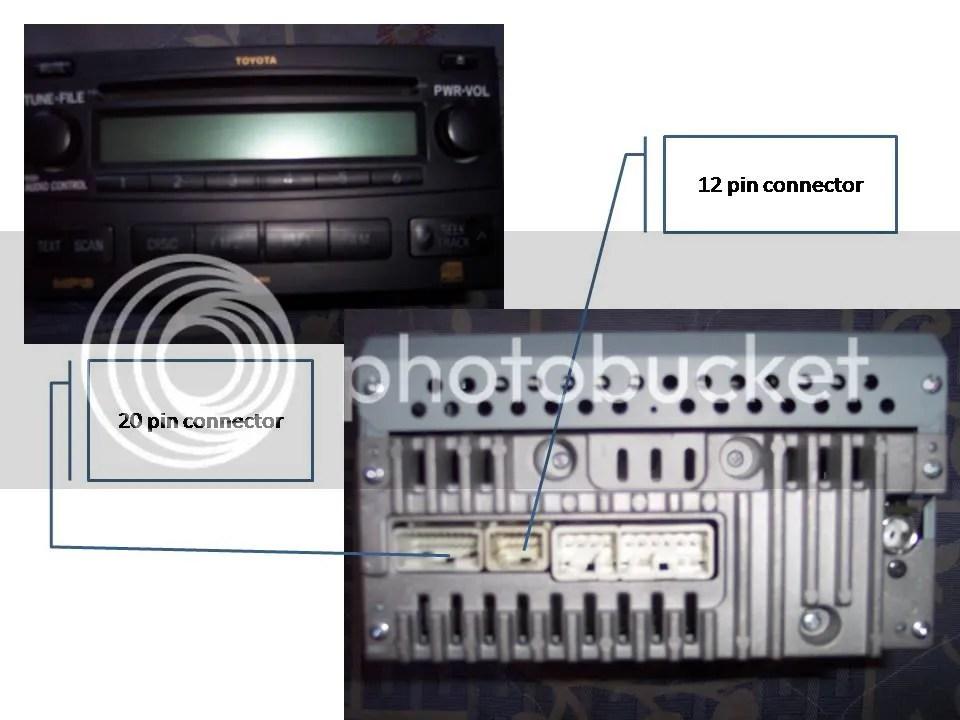 Diagram Fujitsu Ten Car Stereo Moreover 2003 Toyota Camry Stereo Aux