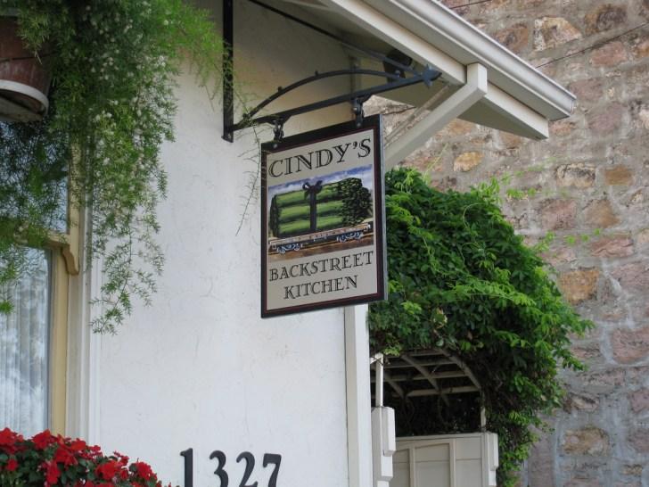 Cindy Backstreet Kitchen I8tonite Cheat Sheet Dining