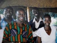 Kafunta staff in 1998