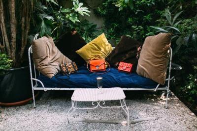 Le rez-de-jardin du Très Particulier, ©Vutheara, pour Videdressing