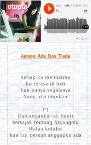 Lirik Antara Ada Dan Tiada : lirik, antara, tiada, Download, Lirik, Utopia, DownloadAPK.net